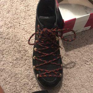 Sam Edelman Shoes - Unique combat style boot